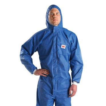 3M 4532+ Protective Disposable Coverall - Blue