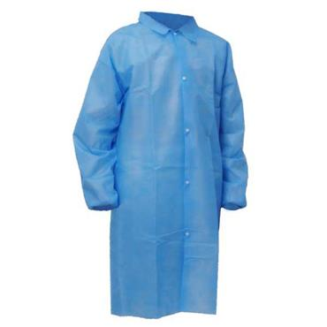 CITEC TISPP40LC Disposable Lab Coats