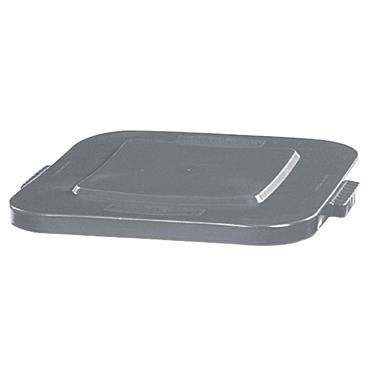 Rubbermaid 3539W White Square Lid for Containers