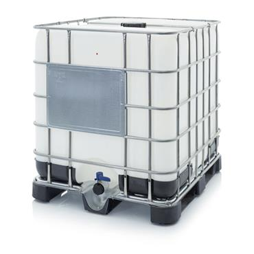 AUER IBC Water Containers - 1000 Litres