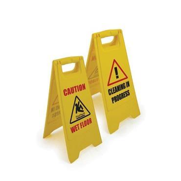 BENTLEY Wet Floor Sign