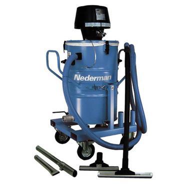 NEDERMAN 42250016 Mobile Wet & Dry Vacuum - AB510Ex