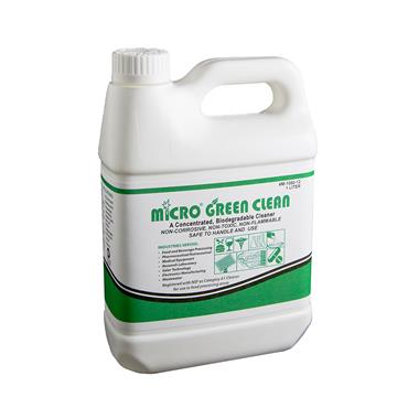 INTERNATIONAL PRODUCTS M-1052-12 Micro Green Clean Cleaner 1 Litre