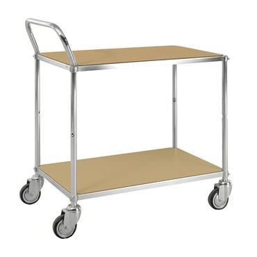 KM KM172-ESD ESD Table Trolley 2 Shelves