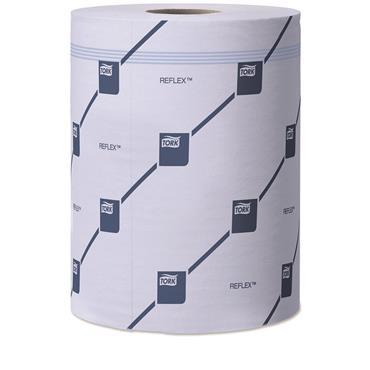 Tork 473263 Blue  Reflex™ Wiping Paper Plus 6 Rolls per Case