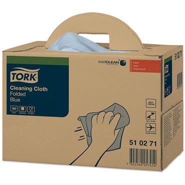 Tork 510271  Blue Cleaning Cloth