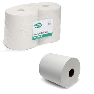 Citec  2 Ply Industrial Wiping Roll (2-Pack)