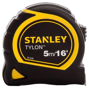 Stanley 30-696 5m Tylon Pocket Metric and Imperial Measuring Tape