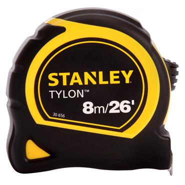 Stanley 30-656 8m Tylon Pocket Metric/Imperial Measuring Tape