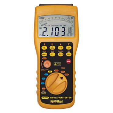 MARTINDALE Insulation Testers