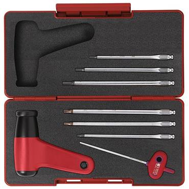 PB Swiss Tools 8325.A MultiTorque Digital Torque Screwdriver Set