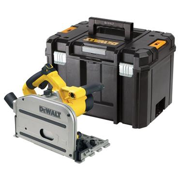 DeWALT DWS520KT-LX 110 Volt 165mm Heavy Duty Plunge Saw
