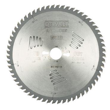 DeWALT 250 x 30 x 60T, Extreme Circular Saw Blade -  DT4351