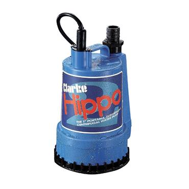 "Clarke Hippo 2 110 Volt 1"" Submersible Water Pump"