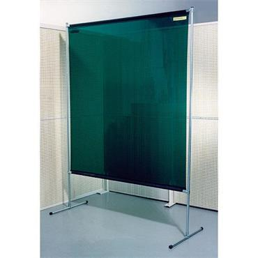 Nederman 60931067 2000 x 2000mm Dark Green Protective Curtain Screen