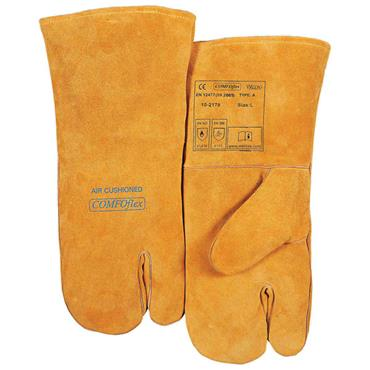WELDAS Leather Mittens