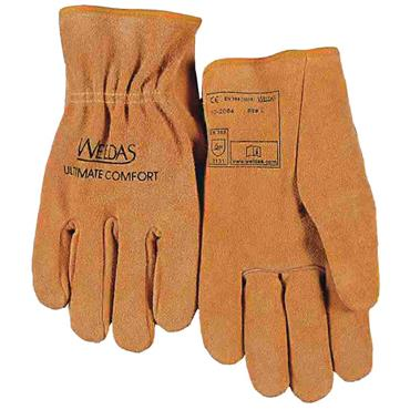 WELDAS  Leather Safety Gloves