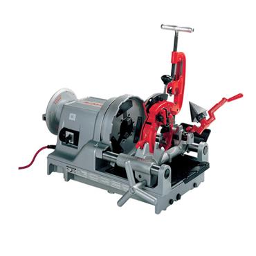 RIDGID Model 1233 Pipe Threading Machine