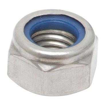 CITEC Nylon Insert Nuts Stainless Steel UNC