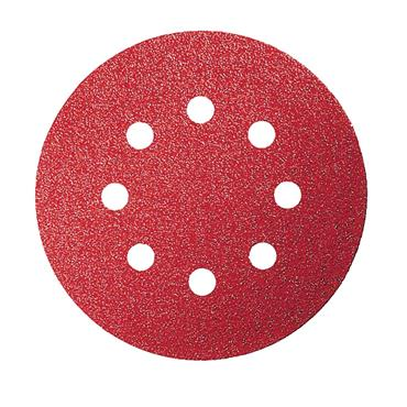 Bosch Random Orbiting 150mm Sanding Discs 5 Pack