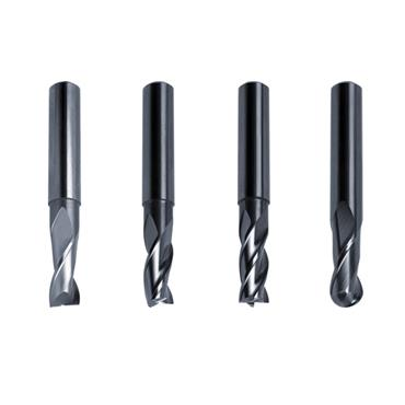 GUHRING 3308 Eco-Line Solid Carbide Milling Cutters 2 flute Ball Nose