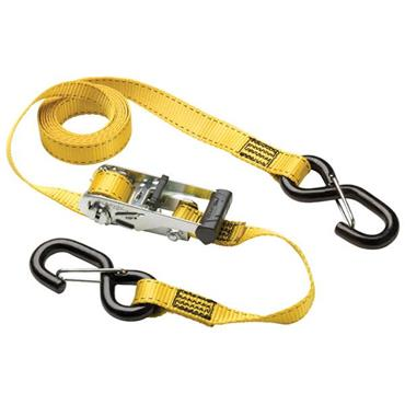 Masterlock 3057DAT 3m Ratchet Tie Down with Strap Trap - 2 Pack