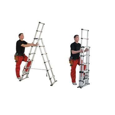 TELESTEP Combination Step Ladders