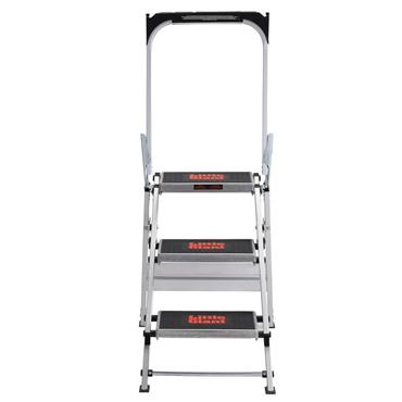 Little Giant 10310BA 3 Step Aluminium Safety Ladder