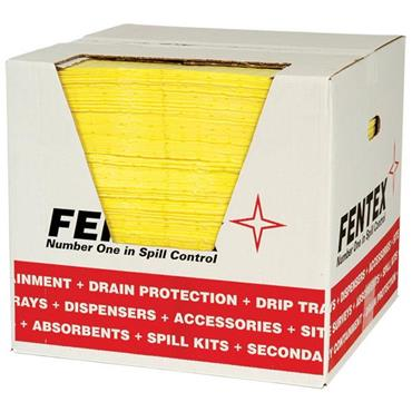 Fentex CPS1 90 Litre Chemical Absorbents Pads