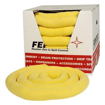 Fentex CS08 80 Litre Chemical Absorbent Sock