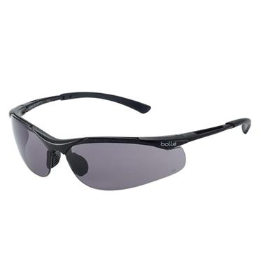 Bolle CONTPSF Contour Safety Glasses - Smoke
