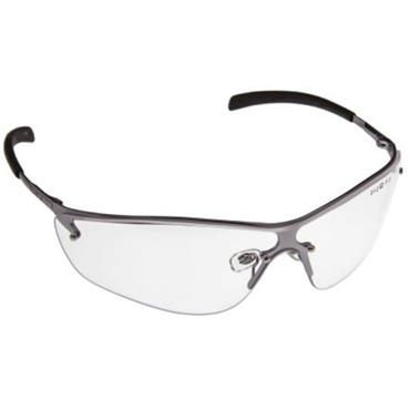 Bolle SILPSI Silium Metal Safety Spectacles - Clear