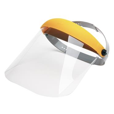 Bolle RELRSI Flip-Up Safety Face Shield - Clear