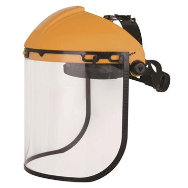 CITEC BALB12 Professional Safety Face Shield - Clear