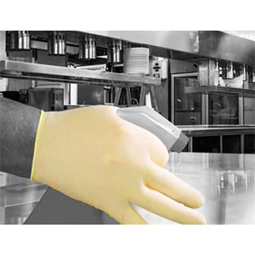 Polyco LEG Lightly Powdered Latex Disposable Gloves