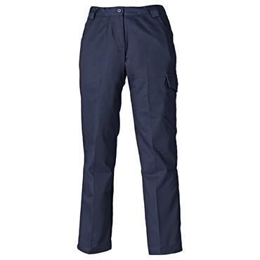Dickies WD855-20 Women's Redhawk Trousers - Navy Blue