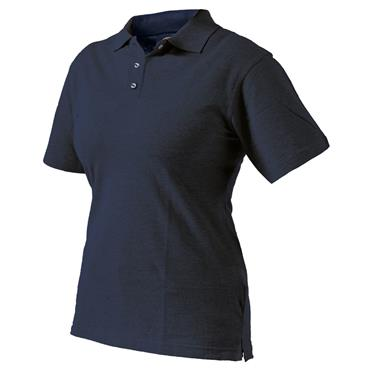 Dickies SH21600 Ladies Fitted Polo Shirt - Navy Blue