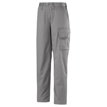Snickers 3713 Service Line Ladies Trousers - Grey