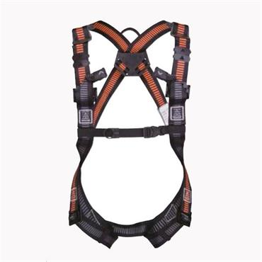 Delta Plus HAR22 Full Body Safety Harness with 2 Anchorage Points