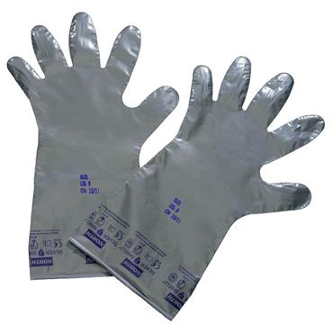 North SSG Silver Shield 4H Smooth Finish Bend Gloves