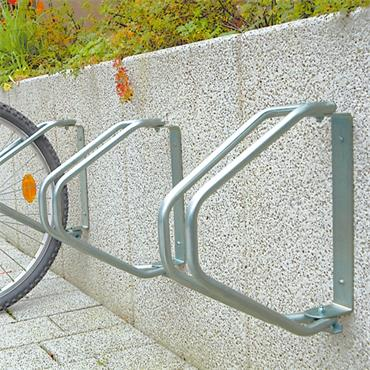 Moravia 169.17.113 Traffic-Line Wall Mounted Cycle Rack