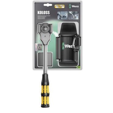"""Wera 8002 C SB Koloss 1/2"""" Drive Ratchet Set"""