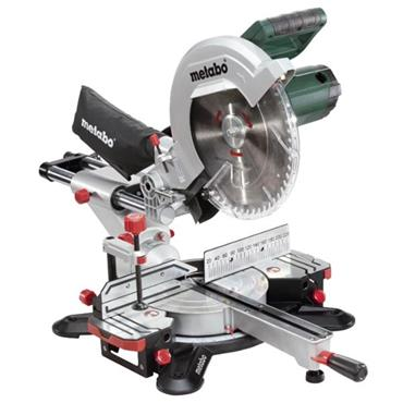 Metabo KGS305M 305mm Crosscut and Mitre Saw with Sliding Function