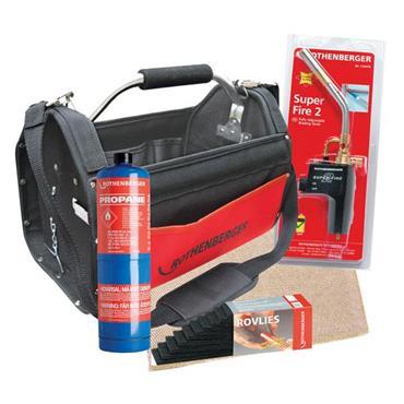 ROTHENBERGER 1.8045Tool Bag Bundle