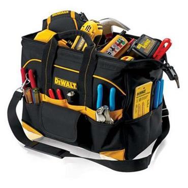 "DeWALT DG5543 16"" Trademan's Closed Top Tool Bag"