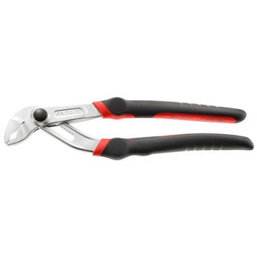 Facom 181A.25CPE 245mm Locking Twin Slip-Joint Multi Grip Pliers