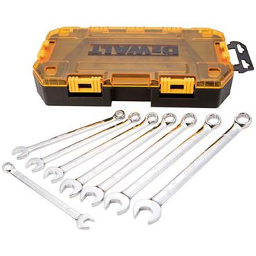 DeWALT DWMT73810 8 Piece Metric Combination Wrench Set
