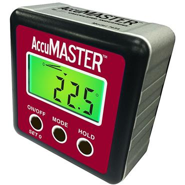 Calculated Industries 7434 2-In-1 Digital Level and Angle Gauge