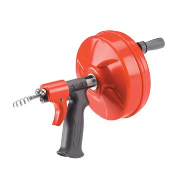 RIDGID Power Spin Drain Cleaner w/ AUTOFEED