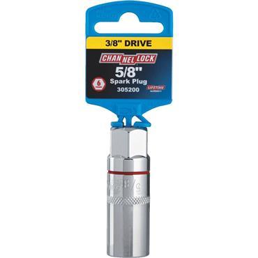 "Channellock 305200 Standard Spark Plug 3/8"" Drive Socket"